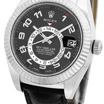"Rolex ""Sky- Dweller"" Wristwatch."