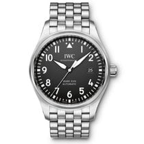 IWC Pilots  Black Dial Automatic IW327011 Mens WATCH
