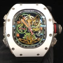 Richard Mille Tourbillon Split Second Chrono Airbus Corp Jets