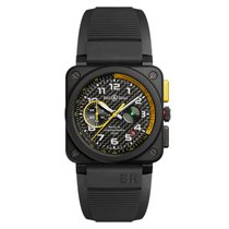 Bell & Ross Men's BR03-94 RS17 Renault Sport F1 Auto...