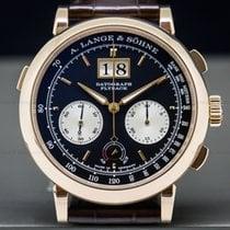 A. Lange & Söhne 405.031 Datograph Up / Down 18k Rose Gold...