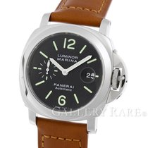"Panerai Luminor Marina Automatic Stainless Steel 44MM ""G..."