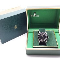 Rolex Submariner  NO CROWN GUARD JAMES BOND Patina Look 5508...