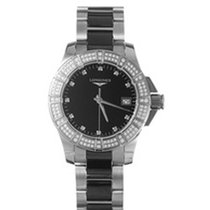 Longines Conquest - Quartz Ladies Watch 35mm L32800577