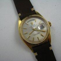 Rolex VINTAGE DAY DATE 18K YELLOW GOLD REF.1803