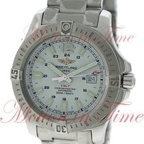 Breitling Colt Automatic 44mm, Silver Dial - Stainless Steel...