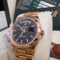 Rolex DAY DATE YELLOW GOLD NOS