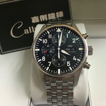 IWC Cally -IWC  [最新Mark18]Pilot's Watch IW377710 Pilot...