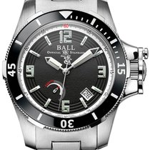 Ball Engineer Hydrocarbon Hunley Limited Edition PM2096B-S1J-BK