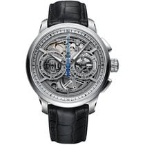Maurice Lacroix Masterpiece Skeleton Chronograph MP6028-SS001-...