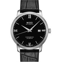 Mido Baroncelli III Chronometer Herrenuhr M027.408.16.058.00