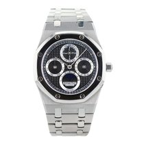 Audemars Piguet Royal Oak Perpetual Calendar Steel/Platinum ...