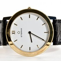 Eterna - Classic Dress Solid Yellow Gold - Men's Timepiece