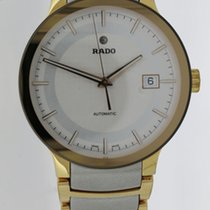 Rado Centrix 38 two tone Automatic Date – men's watch - 2015