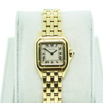Cartier Panther Small 18K  Gold W25022B9 Ladies Watch