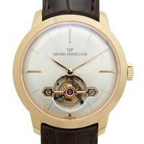 芝柏 (Girard Perregaux) Girard-perregaux 1966 18k Rose Gold...
