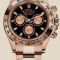 Rolex Daytona Cosmograph 40mm Everose Gold