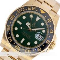 Rolex GMT Master Gelbgold 116718LN