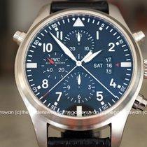 IWC Pilot Doppelchronograph IW377801