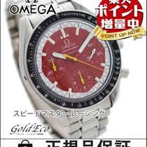 Omega 【美品】OMEGA【オメガ】 スピードマスター ミハエルシューマッハ メンズ腕時計【中古】 3510.61...
