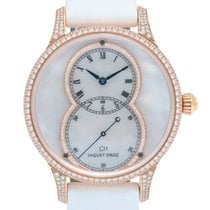 Jaquet-Droz Grande Seconde Mother of Pearl Ladies Watch –...