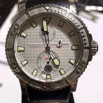 Ulysse Nardin Chronometer Maxi Marine Diver 43mm White Dial