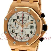 Audemars Piguet Royal Oak Offshore Pride of Mexico, White...