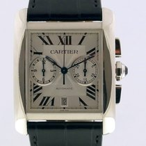 Cartier Tank Anglaise MC Chronograph - NEW - Listprice € ...