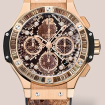Hublot Big Bang 41mm Boa Bang · Gold Brown 341.PX.7918.PR.1979