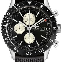 Breitling Chronoliner Black Dial Y2431012/BE10/267S  G
