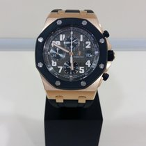 Audemars Piguet Royal Oak Offshore Chrono 18K Rosegold