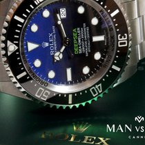 Rolex Deepsea D-Blue New Full Set