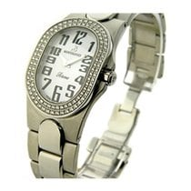 Bertolucci 313.55.41.88.1AM Serena in Steel with 2 Row Diamond...