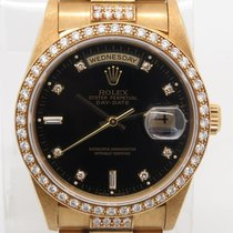 Rolex President Crown Collection 18348 Day Date Factory...