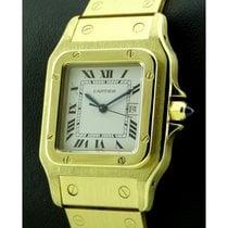 Cartier | Santos Galbee 18kt Yellow Gold, Self-winding, Full Set