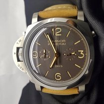 Panerai LUMINOR CHRONO MONOPULSANTE LEFT-HANDED 8 DAYS PAM00579