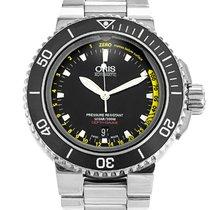 Oris Watch Aquis Depth Gauge 733 7675 41 54 MB