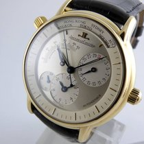 Jaeger-LeCoultre Master Geographic  Gold