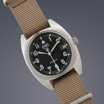CWC Military Re-edition steel automatic watch
