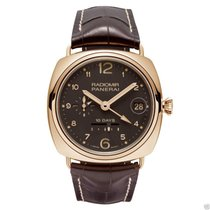 Panerai PAM00497 Radiomir 10 Days GMT Rose Gold PAM 497 Complete