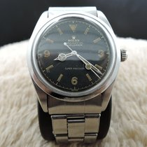 Rolex AIR KING 5504 BIG SIZE Original Matt EXPLORER RARE (36mm)