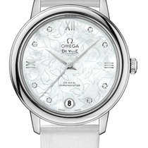 Omega De Ville Prestige Co-Axial 32,7 mm '' Butterfly&...