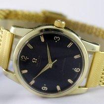 "Omega Seamaster Calendar"" Gold Top Men's Wrist Watch -..."