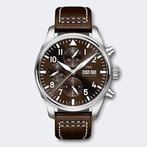 """IWC Pilot's Watch Chronograph Edition """"antoine De Saint..."""