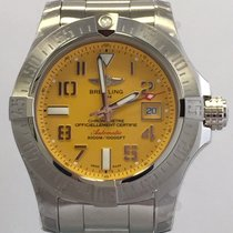 Breitling Avenger II Seawolf Yellow A1733110.I519.169A