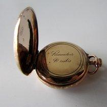 Remontoir golden vintage marriage watch , just serviced