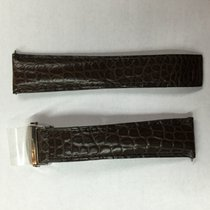TAG Heuer strap bracelet bracciale monaco croco deployante new...
