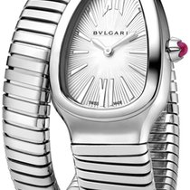 Bulgari Serpenti Tubogas 35mm sp35c6ss.1t