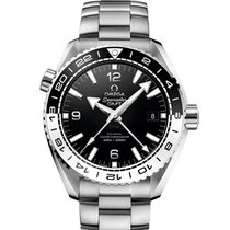 Omega Planet Ocean 600 M Co-Axial Master Chronometer Gmt 43.5 Mm