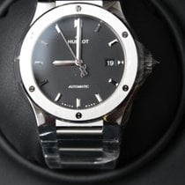 Hublot Classic Fusion 42mm Automatic Titanium Mens Watch